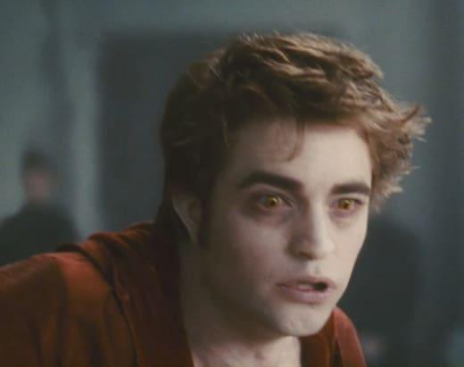 Shot of Edward Cullen