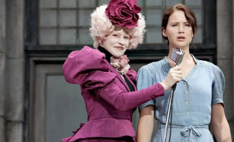 Four New Stills from The Hunger Games: Happy New Year!