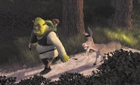 Shrek, Noble Steed