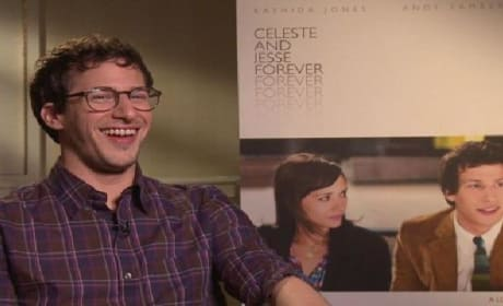 Celeste and Jesse Forever Exclusive: Andy Samberg on Stepping Out