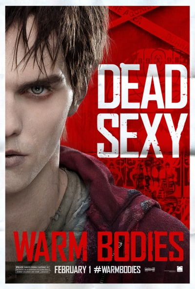 Warm Bodies Dead Sexy Poster