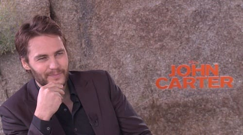 John Carter Star Taylor Kitsch Interview