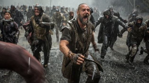 Russell Crowe Stars As Noah In Noah