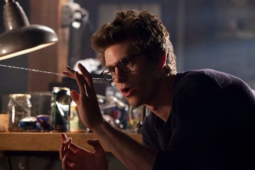The Amazing Spider-Man: Peter Parker Picture