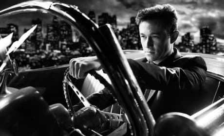 Sin City: A Dame to Kill For Joseph Gordon-Levitt