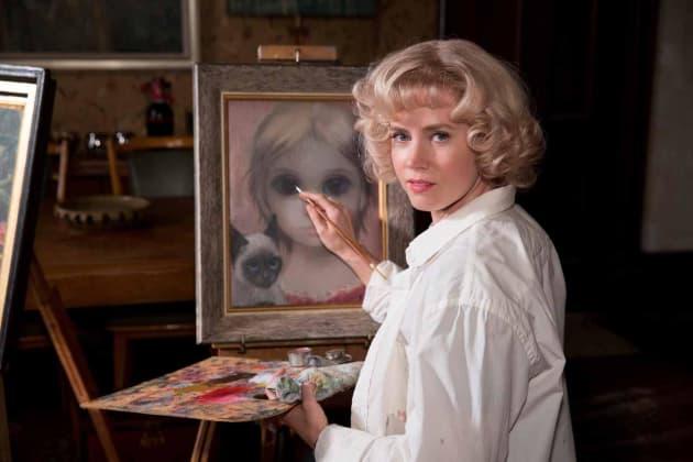 Amy Adams Paints a Unique Picture