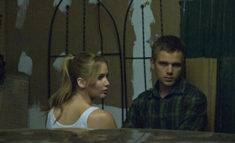 Jennifer Lawrence Max Thieriot House at the End of the Street