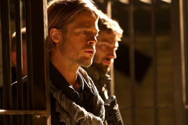 Brad Pitt World War Z Still