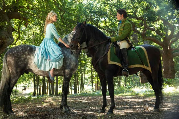 Cinderella, Meet Your Prince