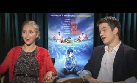 AnnaSophia Robb and Liam James Exclusive: The Way, Way Back Interview