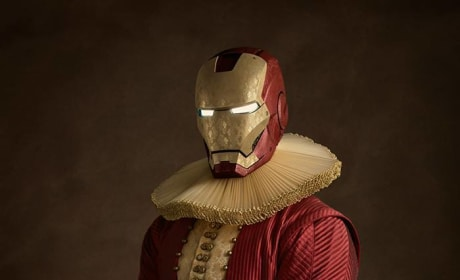 Iron Man Renaissance Man