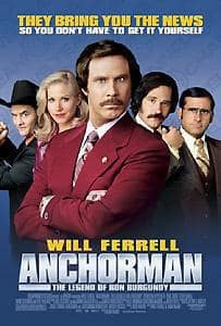 Anchorman: The Legend of Ron Burgundy Photo