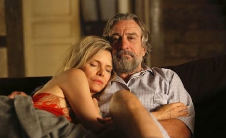 The Family Stars Robert De Niro Michelle Pfeiffer