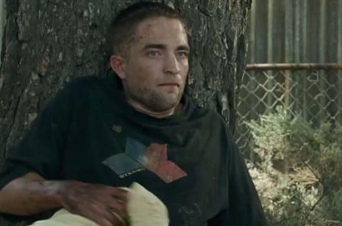 Robert Pattinson Looks Startled
