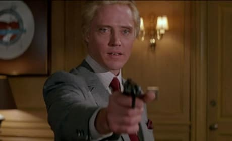 A View to a Kill Christopher Walken