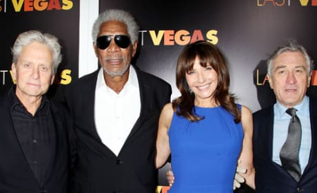 Last Vegas Cast Photo