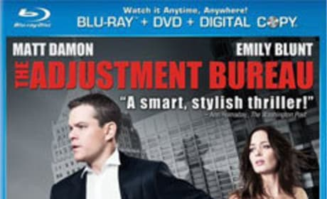 DVD Release: The Adjustment Bureau, Unknown