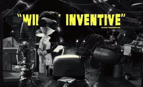 Movie Fanatic on TV: Frankenweenie is Wildly Inventive
