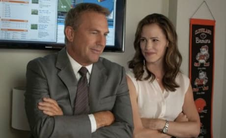 Draft Day Jennifer Garner Kevin Costner
