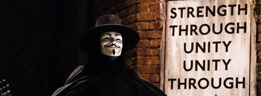 V for Vendetta Quotes - Movie Fanatic