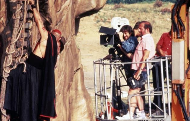 Indiana Jones and the Temple of Doom Steven Spielberg