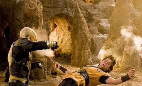 Justin Chatwin Confirms Dragonball: Evolution Sequel Script