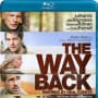 The Way Back Blu-Ray/DVD Cover