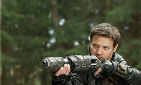 Jeremy Renner Hansel and Gretel: Witch Hunters