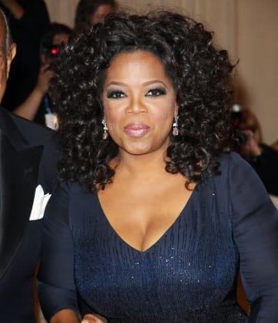 Oprah earns Oscar
