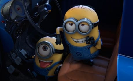 Minions Descpicable Me 2