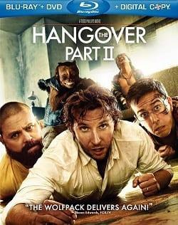 The Hangover Part II Blu-Ray
