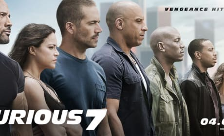 Fast and Furious 7 Poster Released & Trailer Release Date Announced!