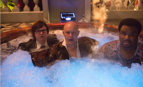 Hot Tub Time Machine 2 Clark Duke Craig Robinson Rob Corddry