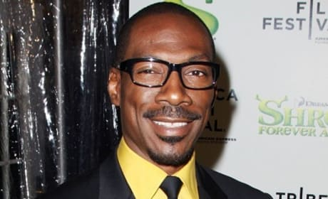Eddie Murphy Lands Atop Forbes' Top 10 Overpaid Actors List