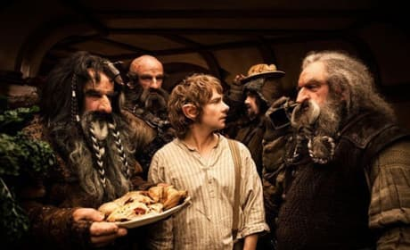 The Hobbit: Bilbo and The Dwarves Photo