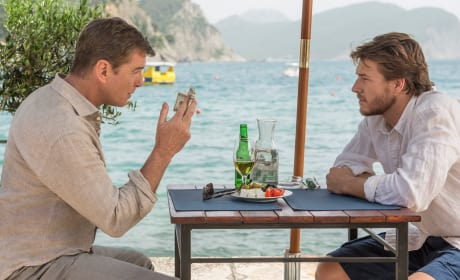 The November Man Pierce Brosnan Luke Bracey
