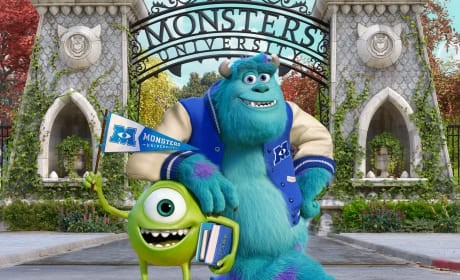 Monsters University Mike Sulley