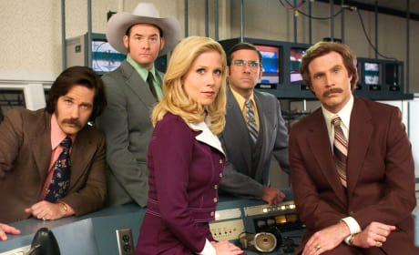 Anchorman Cast Photo