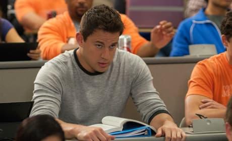 22 Jump Street Channing Tatum in Class