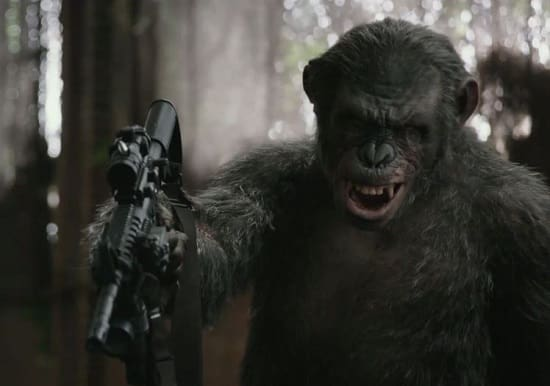 Dawn of the Planet of the Apes Still Picture