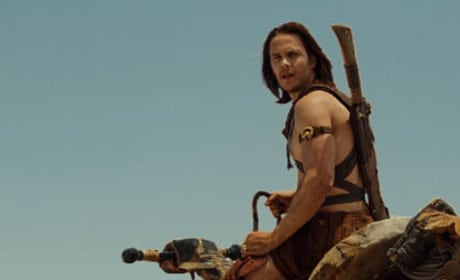 Six New John Carter Images: On a Mars Adventure