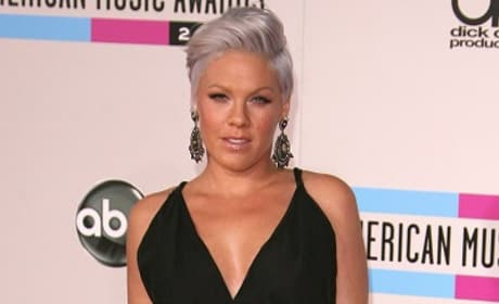 Pink Making Film Debut in Thanks for Sharing