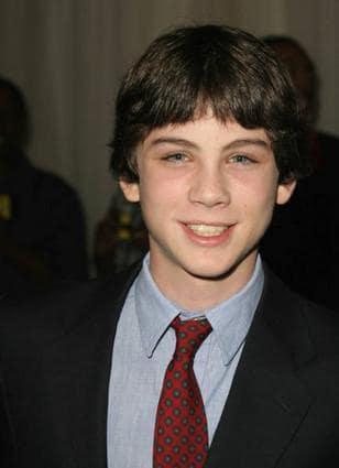 Logan Lerman Picture
