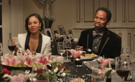 The Best Man Holiday Harold Perrineau Regina Hall