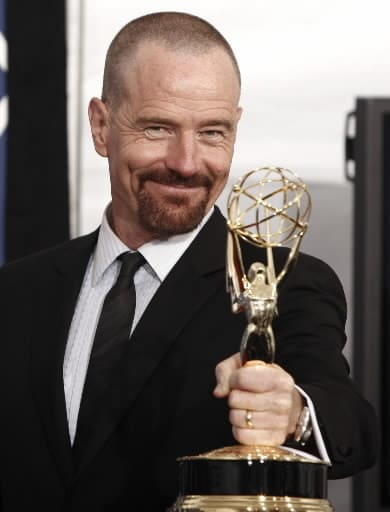 Breaking Bad Actor Bryan Cranston