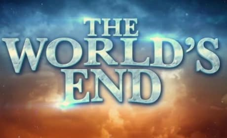 The World's End Logo