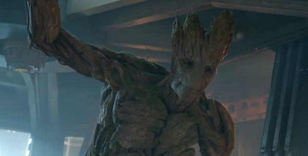 Vin Diesel Is Groot in Guardians of the Galaxy