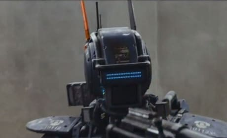 Chappie Clip: You Were Followed!