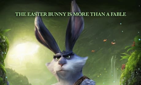 Easter Bunny Rise of the Guardians