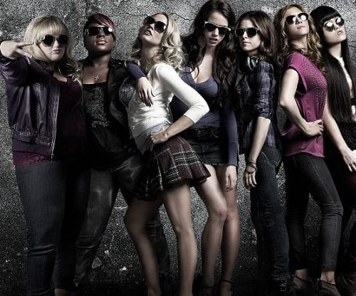 The Cast of Pitch Perfect